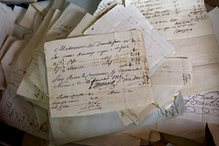 from the Past ... (Berta...) Tags: old letters brocante handwritten