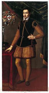 Presunto ritratto di Donato Ferrario, sec. XVII