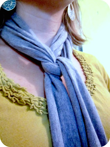 2 Minute Scarf 009