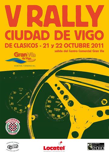 V Rally Ciudad de Vigo