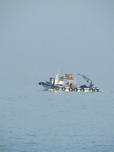Barco casi volador by JoseAngelGarciaLanda