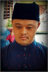 Aidilfitri Faces # 2: Mongolism { Explored Sep 4, 2011} (tamahaji) Tags: faces down shy aidilfitri sindrome paksu pemalu mongolism