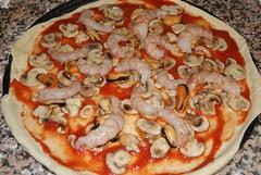 Pizza Frutto di mare