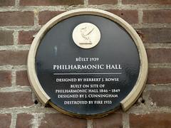 Photo of Herbert J. Rowse black plaque