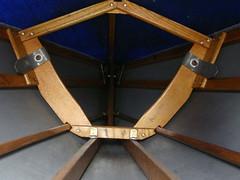 Spant im Faltboot RZ 85 (Pouch VEB)