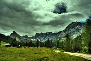 Terra di Mezzo del Signore degli Anelli- Middle Heart (the Lord of the Rings)