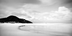 Conspicuous Cliffs - Walpole - WA (Aurelien VIVIER) Tags: longexposure sky blackandwhite bw reflection beach nikon noiretblanc australia nb cliffs reflet ciel western falaise plage australie walpole d90 poselongue conspicuouscliffs 1685mmf3556 aurelienvivier