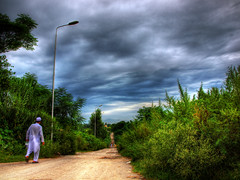 Long Way To Go - Margalla Town, Model Village, Islamabad, Pakistan (Tabish Nayeemi - Thanx to all 112,000+ Viewers) Tags: ringexcellence artistoftheyearlevel2 flickrstruereflection1