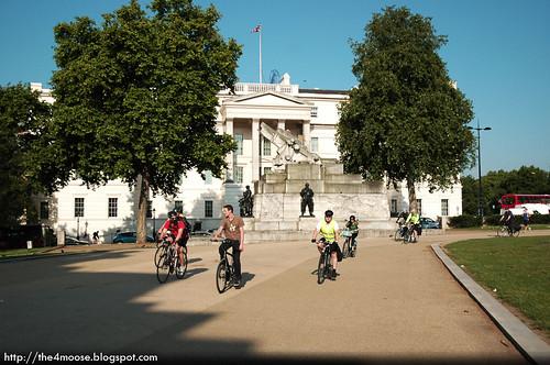 London - Royal Artillery Memorial
