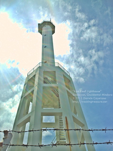 apo reef lighthouse