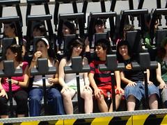 Jovenes de la excursión a Madrid