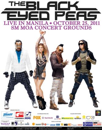 Black Eyed Peas Live in Manila