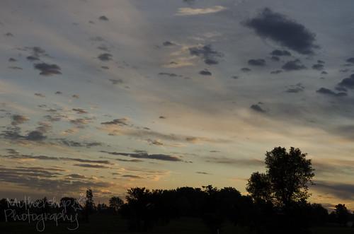 258:365 Morning drama sky