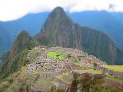 Tiny Machu Picchu