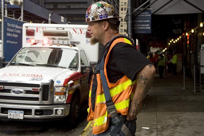 WTC worker