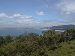 サンファンパークから眺めた長浜
