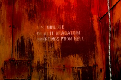 Drilone Welcome to Hell Show @ Dragatomi