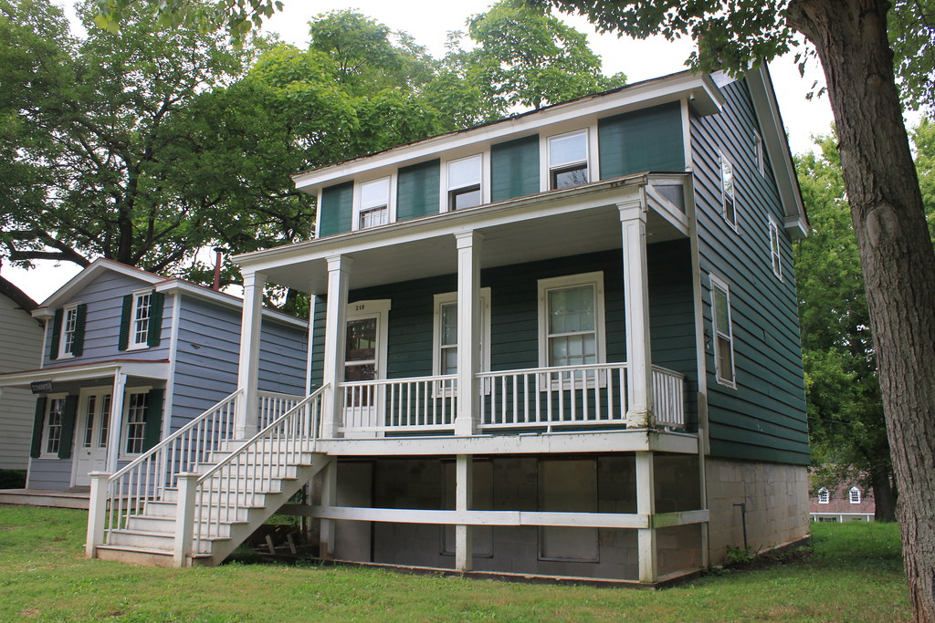 Seaman Cottage