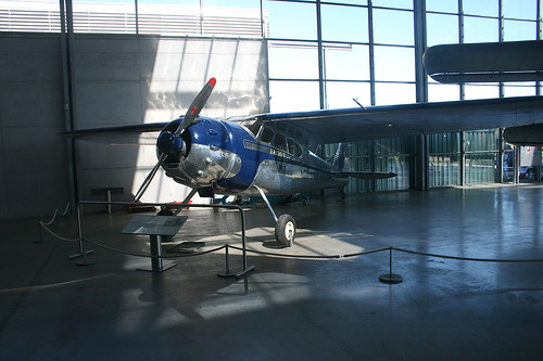 Cessna 195 - Flugwerft Schleißheim