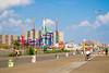 Coney Island (elrina753) Tags: nyc newyorkcity people newyork brooklyn unitedstates shops boardwalk amusementpark coneyislandboardwalk astroland astrolandpark riegelmannboardwalk