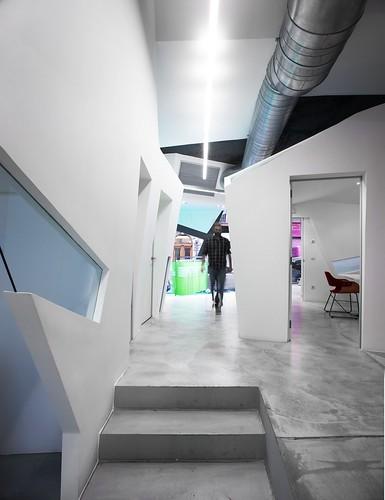 espacio de trabajo para empresa creativa supperstudio, bilbao 13