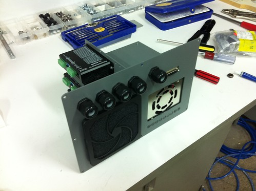 stepper motor drivers for G0704 CNC milling machine
