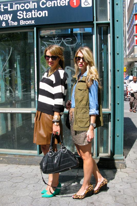 stripesdenim_qshots - nyc street fashion style