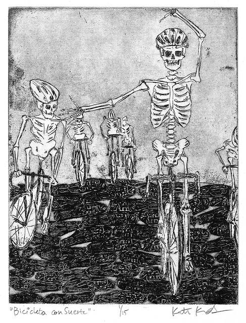 Bicicleta con Suerte