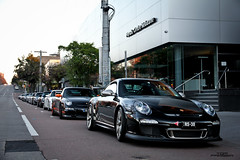 Line-Up (Tom | Fraser) Tags: tom club awesome wheels 911 australia porsche pca carrera prosche melb tomfraser prka t0m722