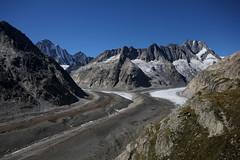 Finsteraargletscher - Unteraargletscher - Lauteraargletscher ( Aargletscher - Gletscher - Glacier ) mit Finsteraarhorn - Lauteraarhorn - Schreckhorn im Kanton Bern in der Schweiz (chrchr_75) Tags: hurni christoph schweiz suisse switzerland svizzera suissa swiss kantonbern berner alpen alps mountains landschaft landscape hiking wanderung wanderwege chrchr chrchr75 chrigu chriguhurni 1109 september 2011 hurni110913 bumgletscherglacier gletscher glacier jtikkvaellus   glaciar eis ice wasser water natur nature berge schnee snow neige albumgletscherglacier lauteraarhorn berg mountain oberland chriguhurnibluemailch september2011 albumzzz201109september albumfinsteraarhorn finsteraarhorn montagne unteraargletscher grimselgebiet unteraar albumgletscherimkantonbern ghiacciaio gletsjer