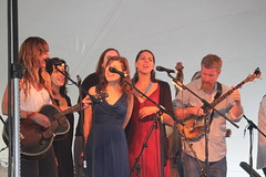 Sunday Morning Gospel Concert at Lunenburg Folk Harbour with Madison Violet, Rose Cousins, and Chris Coole