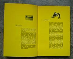 Colette (Sidonie-Gabrielle), Le blé en erbe; Club des éditeurs, (Flammarion), Paris 1956. p. 10 e 11 (part.), 1