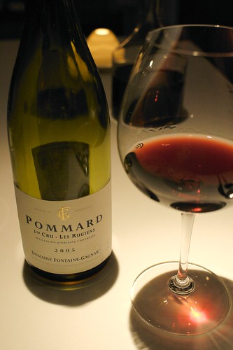 "2005 Domaine Fontaine-Gagnard, Pommard 1er Cru, ""Rugiens"""
