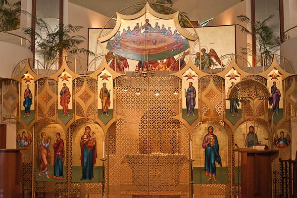 Annunciation Greek Orthodox Church - Iconostation