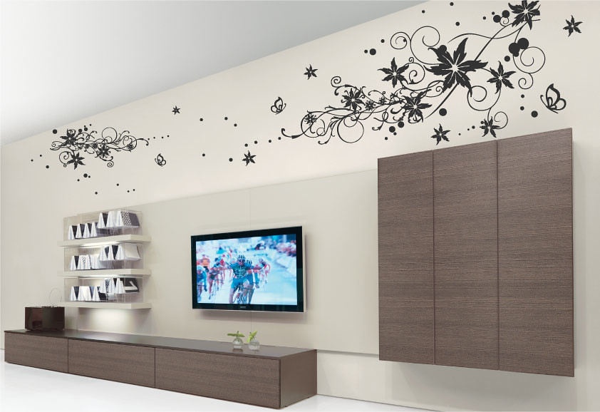 flower-wall-stickers-decals-amazingsticker
