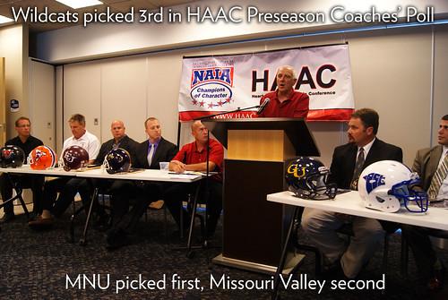 2011 HAAC Media Day