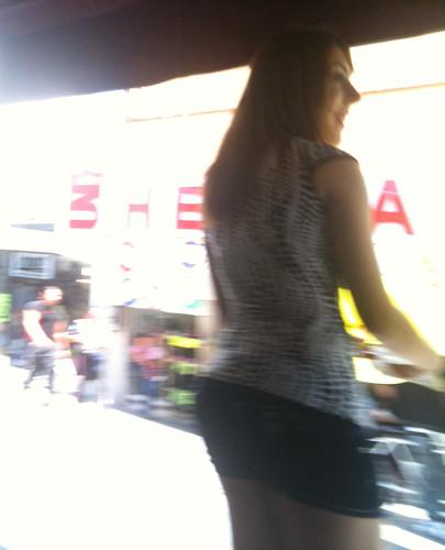 Pamela peeks escort