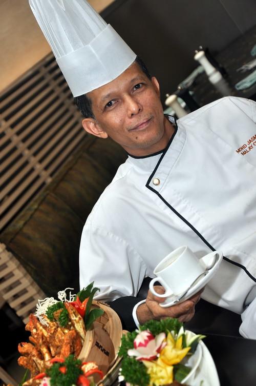 Chef Mohd Jasmin