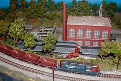CP051 Model Railroad (listentoreason) Tags: usa america canon georgia model modeltrain unitedstates favorites places savannah scalemodel modelrailroad railroadmuseum ef28135mmf3556isusm score25 roundhouserailroadmuseum