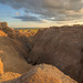 Badlands National Park - South Dakota - Sunset