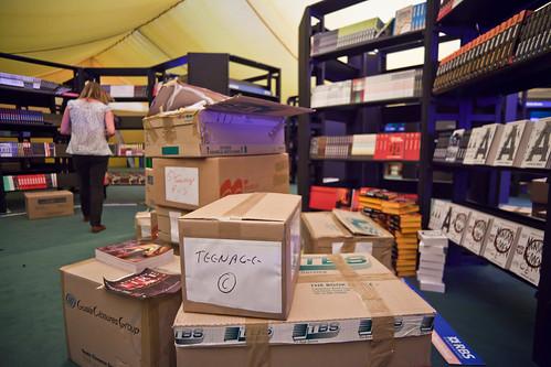 Book Festival build