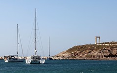 Portara, Naxos, Greece (Tilemahos Efthimiadis) Tags: island hellas greece 50views picnik naxos ελλάδα νησί νάξοσ address:country=greece osm:node=161673461