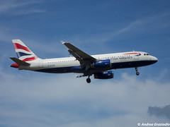 Airbus A320 British Airways