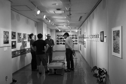 8月13日 写真展3日目