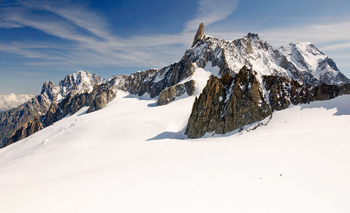 From Chamonix to Courmayer - Aiguille du Midi 36