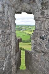 Carreg Cennen Castle Brecon Beacons (Richard.Crockett 64) Tags: castle southwales nationalpark keep brecon beacons fortification carregcennen trapp mountainrange 2011 bannaubrycheiniog