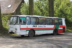PKS Autosan H9-21 bus , Zielona Gra 12.08.2011 (szogun000) Tags: bus canon publictransit poland polska transportation vehicle depot masstransit autobus pks h9 zielon