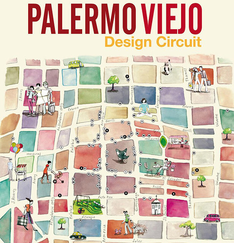 Mapa Palermo Viejo