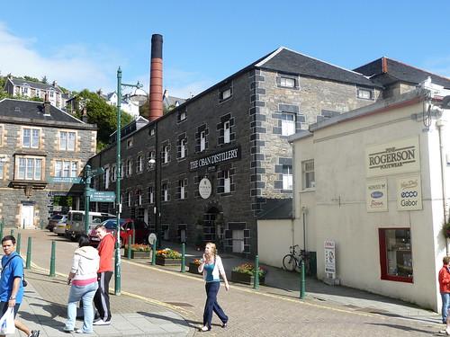 Oban Distillery, Oban