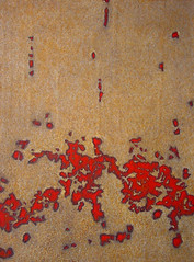 Dissolution (Paul N Grech) Tags: abstract modern painting rust natural mixedmedia organic disintegration paulgrech
